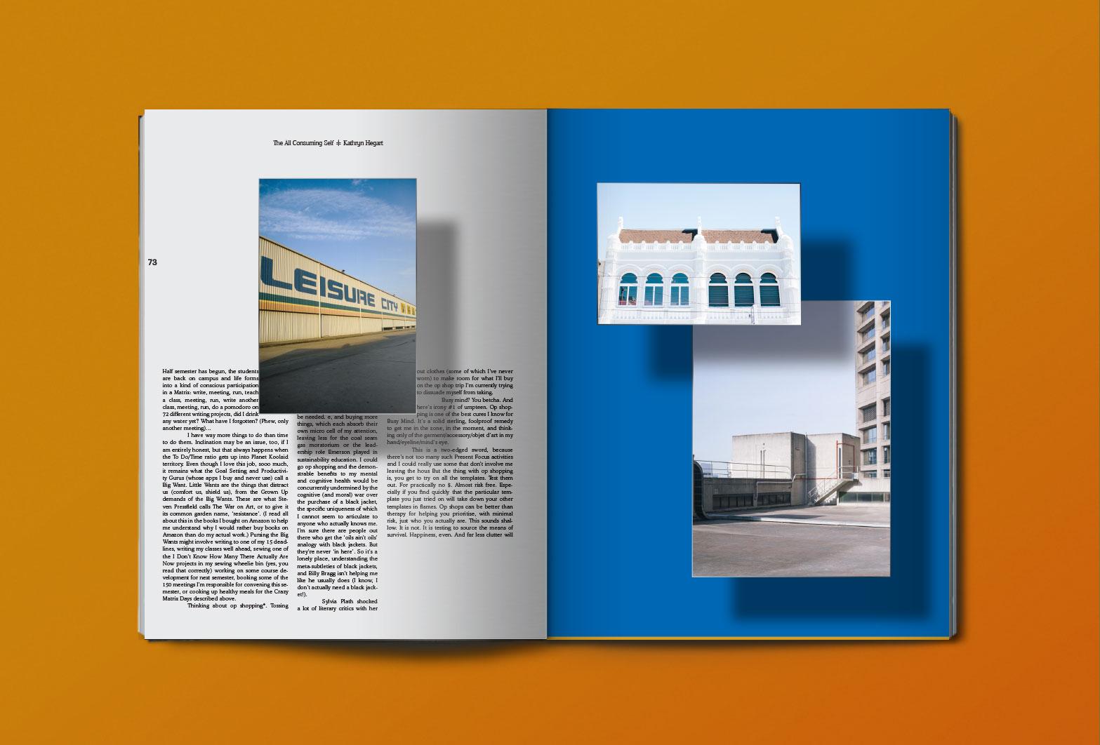 Confetti Studio Avalanche Journal