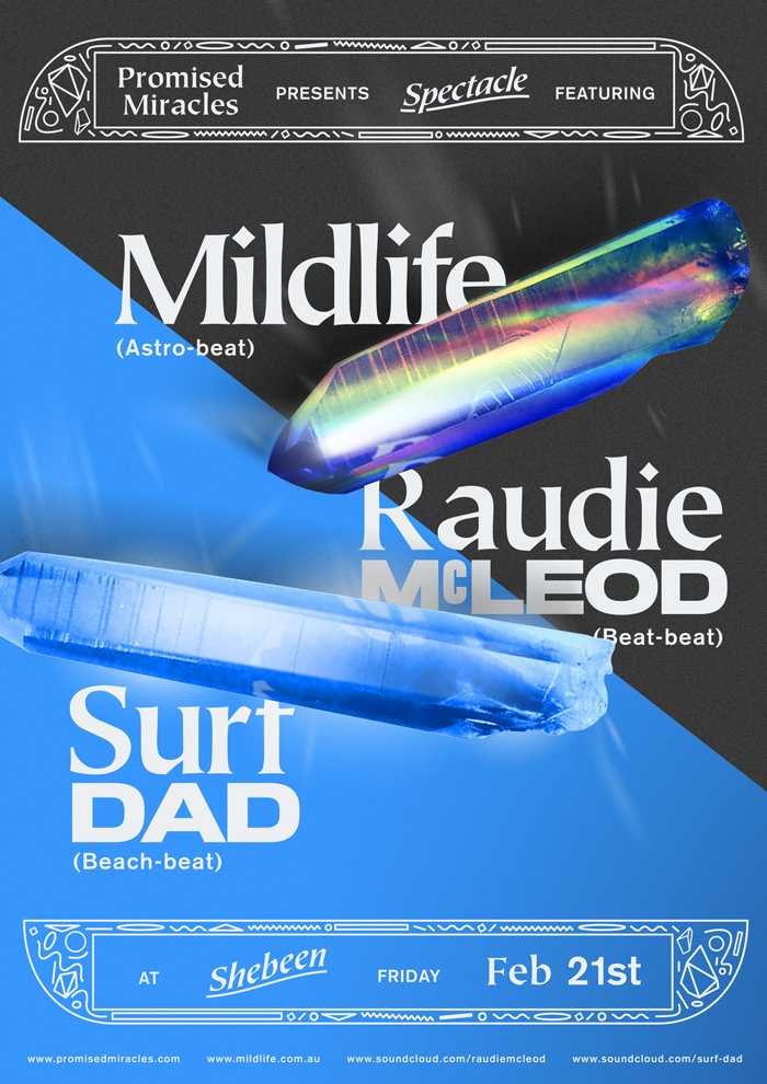 Confetti Studio Mildlife Poster Promised Miracle