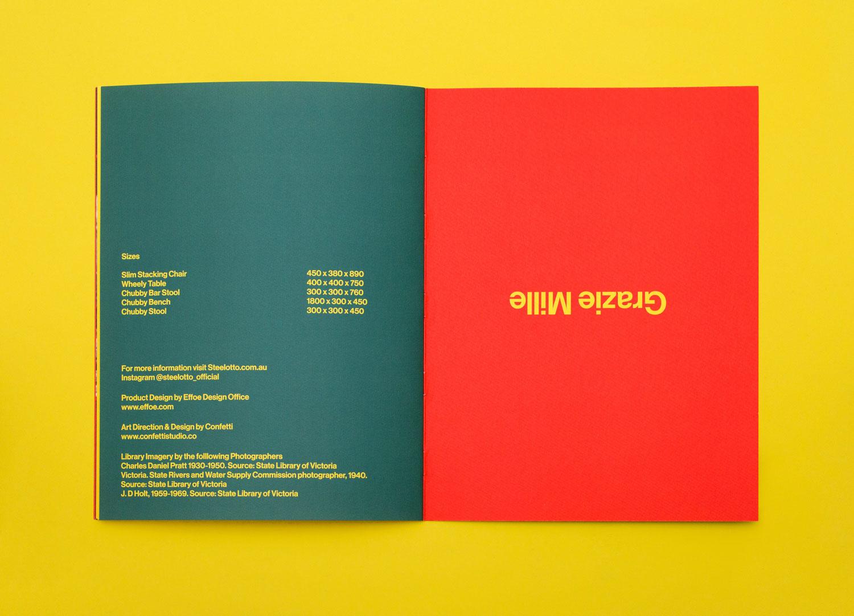 Steelotto - Collection Uno - Confetti