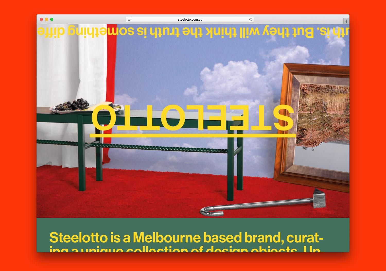 Steelotto Website